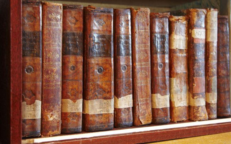 Раритет редких русских книг