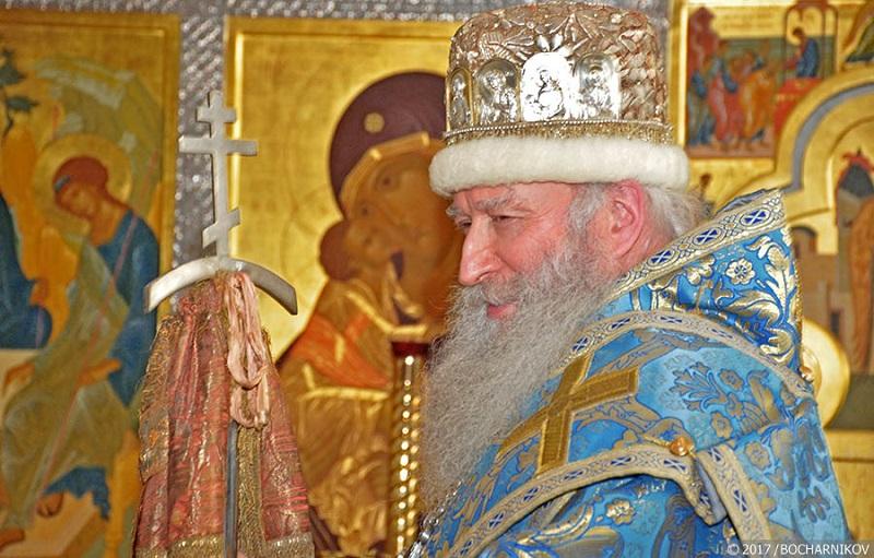 Архиепископ Зосима, РПСЦ
